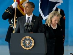 obama-clinton-benghazi-funeral-ap